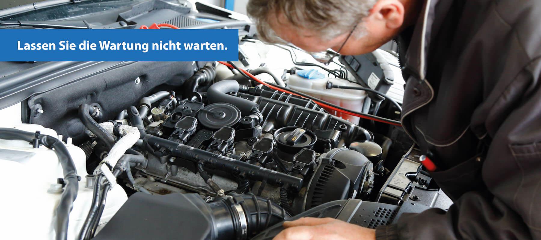 Unfallspezialist<br/> Damit Ihr Volkswagen ein Volkswagen bleibt.