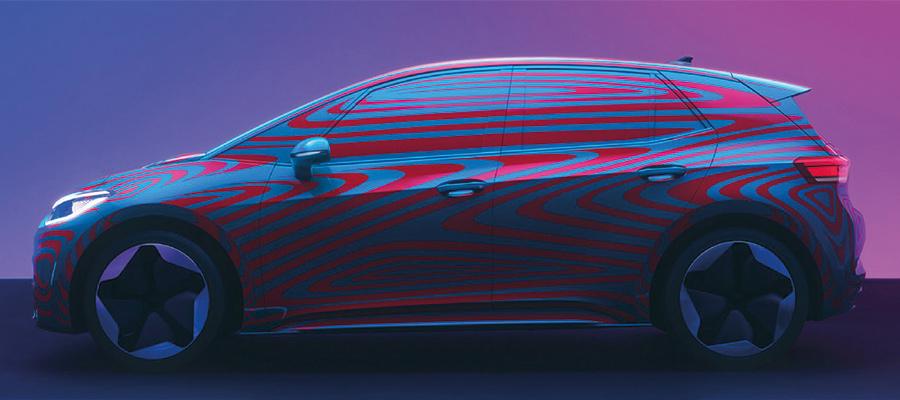Elektrisch beginnt jetzt. Volkswagen ID.